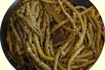 Fasola szparagowa zasmażana